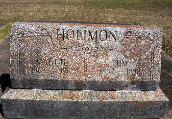 HOLIMON, JIM - Ashley County, Arkansas | JIM HOLIMON - Arkansas Gravestone Photos