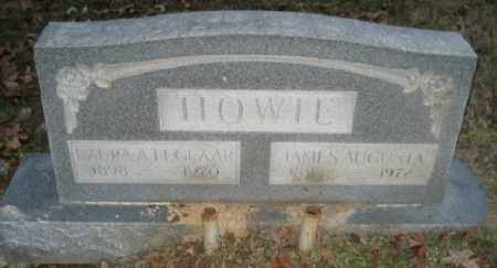 HOWIE, LAURA A. (FUGLAAR) - Ashley County, Arkansas | LAURA A. (FUGLAAR) HOWIE - Arkansas Gravestone Photos