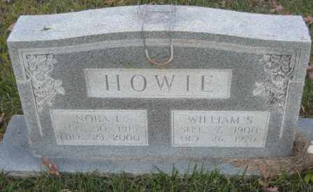 HOWIE, NOBA L. - Ashley County, Arkansas | NOBA L. HOWIE - Arkansas Gravestone Photos