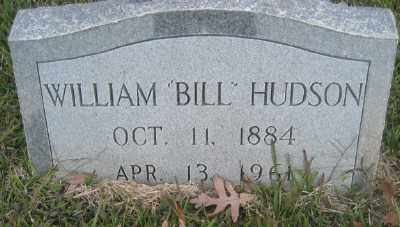 HUDSON, WILLIAM - Ashley County, Arkansas | WILLIAM HUDSON - Arkansas Gravestone Photos
