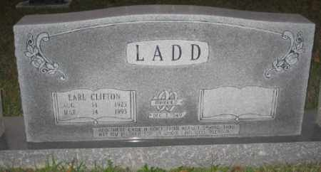 LADD, EARL CLIFTON - Ashley County, Arkansas | EARL CLIFTON LADD - Arkansas Gravestone Photos