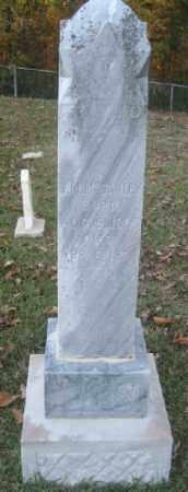 MCCAULEY, J. M. - Ashley County, Arkansas   J. M. MCCAULEY - Arkansas Gravestone Photos