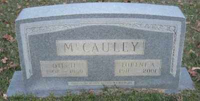 MCCAULEY, LORENE A. - Ashley County, Arkansas | LORENE A. MCCAULEY - Arkansas Gravestone Photos