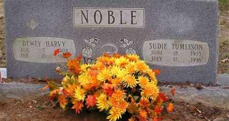 NOBLE, SUDIE - Ashley County, Arkansas | SUDIE NOBLE - Arkansas Gravestone Photos