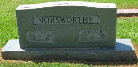 GREGORY NORSWORTHY, IDA MAE - Ashley County, Arkansas | IDA MAE GREGORY NORSWORTHY - Arkansas Gravestone Photos