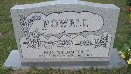 POWELL, JOHN WILLIAM - Ashley County, Arkansas | JOHN WILLIAM POWELL - Arkansas Gravestone Photos