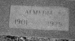 SAMMONS, ALMEDIA C (CLOSE UP) - Ashley County, Arkansas   ALMEDIA C (CLOSE UP) SAMMONS - Arkansas Gravestone Photos