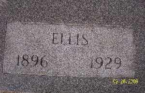 SAMMONS, ELLIS - Ashley County, Arkansas | ELLIS SAMMONS - Arkansas Gravestone Photos