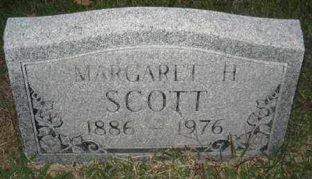 SCOTT, MARGARET H. - Ashley County, Arkansas | MARGARET H. SCOTT - Arkansas Gravestone Photos