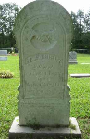 POWELL SHIPLY, MARTHA JANE - Ashley County, Arkansas | MARTHA JANE POWELL SHIPLY - Arkansas Gravestone Photos