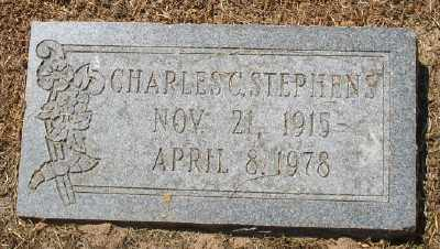 STEPHENS, CHARLES C. - Ashley County, Arkansas | CHARLES C. STEPHENS - Arkansas Gravestone Photos