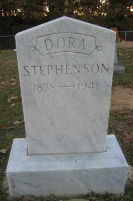 STEPHENSON, DORA - Ashley County, Arkansas | DORA STEPHENSON - Arkansas Gravestone Photos