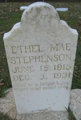 STEPHENSON, ETHEL MAE - Ashley County, Arkansas | ETHEL MAE STEPHENSON - Arkansas Gravestone Photos
