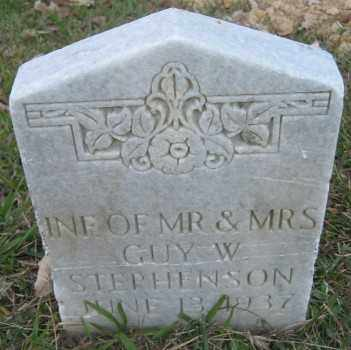 STEPHENSON, INFANT - Ashley County, Arkansas | INFANT STEPHENSON - Arkansas Gravestone Photos