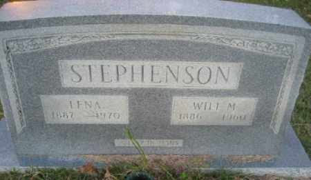 STEPHENSON, LENA - Ashley County, Arkansas | LENA STEPHENSON - Arkansas Gravestone Photos