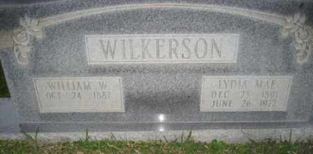 WILKERSON, LYDIA MAE - Ashley County, Arkansas | LYDIA MAE WILKERSON - Arkansas Gravestone Photos