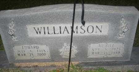 WILLIAMSON, MURIEL - Ashley County, Arkansas | MURIEL WILLIAMSON - Arkansas Gravestone Photos