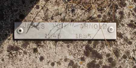 "ARNOLD (VETERAN CSA), JAMES ""JIM"" - Baxter County, Arkansas 