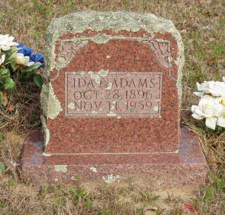 ADAMS, IDA ELLEN - Baxter County, Arkansas | IDA ELLEN ADAMS - Arkansas Gravestone Photos