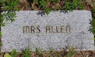 ALLEN, CYNTHIA ANN - Baxter County, Arkansas | CYNTHIA ANN ALLEN - Arkansas Gravestone Photos