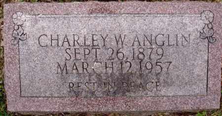 ANGLIN, CHARLEY W - Baxter County, Arkansas | CHARLEY W ANGLIN - Arkansas Gravestone Photos