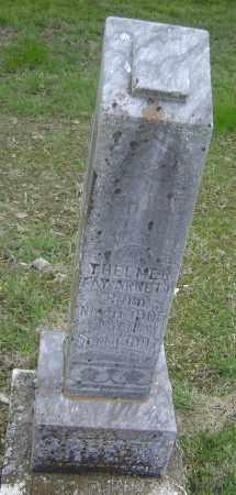 ARNETT, THELMER FAY - Baxter County, Arkansas | THELMER FAY ARNETT - Arkansas Gravestone Photos