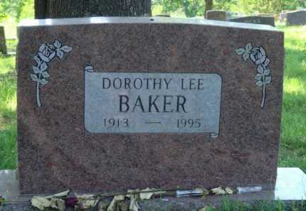 BAKER, DOROTHY LEE - Baxter County, Arkansas | DOROTHY LEE BAKER - Arkansas Gravestone Photos
