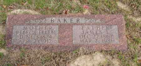 BAKER, REBECA ELLEN - Baxter County, Arkansas | REBECA ELLEN BAKER - Arkansas Gravestone Photos
