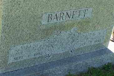 BARNETT, WILLIAM E - Baxter County, Arkansas | WILLIAM E BARNETT - Arkansas Gravestone Photos