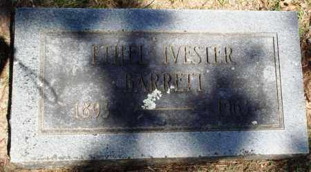 BARRETT, ETHEL - Baxter County, Arkansas | ETHEL BARRETT - Arkansas Gravestone Photos