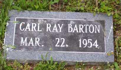 BARTON, CARL RAY - Baxter County, Arkansas | CARL RAY BARTON - Arkansas Gravestone Photos