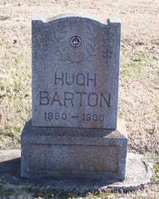 BARTON, HUGH - Baxter County, Arkansas | HUGH BARTON - Arkansas Gravestone Photos