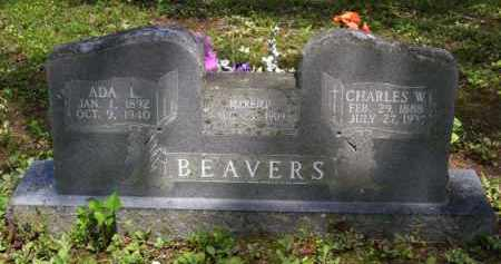 BEAVERS, CHARLES WILLIAM - Baxter County, Arkansas   CHARLES WILLIAM BEAVERS - Arkansas Gravestone Photos