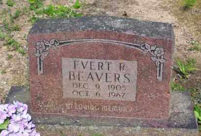 BEAVERS, EVERT RAY - Baxter County, Arkansas | EVERT RAY BEAVERS - Arkansas Gravestone Photos