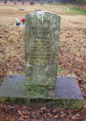 BEAVERS (VETERAN), WILLIAM THOMAS - Baxter County, Arkansas | WILLIAM THOMAS BEAVERS (VETERAN) - Arkansas Gravestone Photos