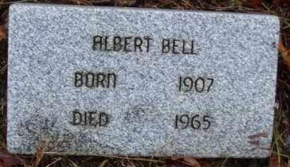 BELL, ALBERT - Baxter County, Arkansas | ALBERT BELL - Arkansas Gravestone Photos