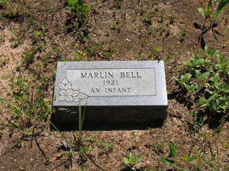BELL, PERRY MARLIN - Baxter County, Arkansas | PERRY MARLIN BELL - Arkansas Gravestone Photos