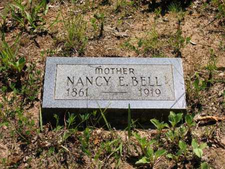 BELL, NANCY E. - Baxter County, Arkansas | NANCY E. BELL - Arkansas Gravestone Photos