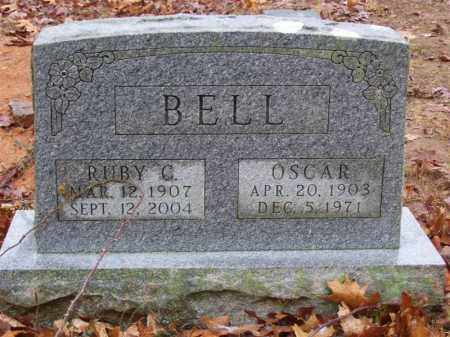 EVERSOL BELL, RUBY C. - Baxter County, Arkansas | RUBY C. EVERSOL BELL - Arkansas Gravestone Photos
