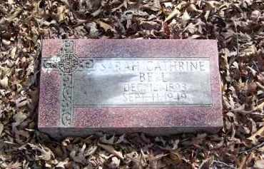 BELL, SARAH CATHRINE - Baxter County, Arkansas | SARAH CATHRINE BELL - Arkansas Gravestone Photos