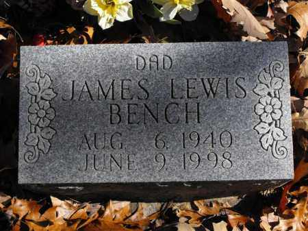 BENCH, JAMES LEWIS - Baxter County, Arkansas | JAMES LEWIS BENCH - Arkansas Gravestone Photos