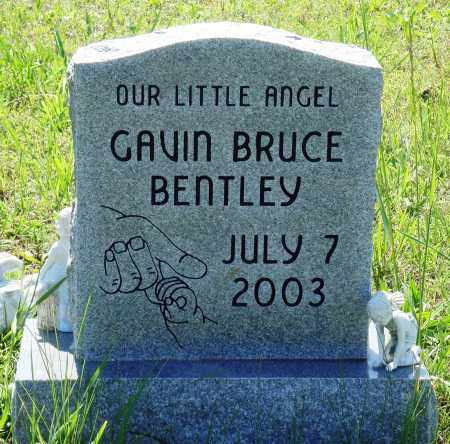 BENTLEY, GAVIN BRUCE - Baxter County, Arkansas | GAVIN BRUCE BENTLEY - Arkansas Gravestone Photos