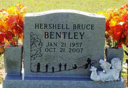 BENTLEY, HERSHELL BRUCE - Baxter County, Arkansas | HERSHELL BRUCE BENTLEY - Arkansas Gravestone Photos