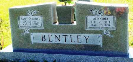 BENTLEY, NANCY CATHERINE - Baxter County, Arkansas | NANCY CATHERINE BENTLEY - Arkansas Gravestone Photos
