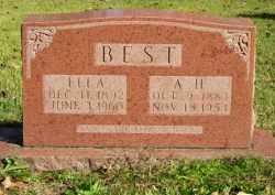 BEST, ARUNDLE HILL - Baxter County, Arkansas | ARUNDLE HILL BEST - Arkansas Gravestone Photos
