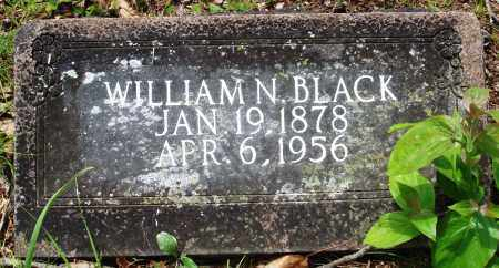BLACK, WILLIAM N - Baxter County, Arkansas | WILLIAM N BLACK - Arkansas Gravestone Photos