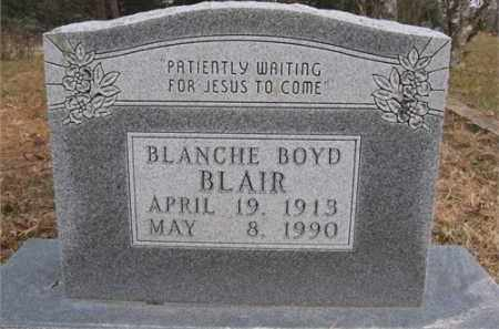 BOYD BLAIR, BLANCHE - Baxter County, Arkansas | BLANCHE BOYD BLAIR - Arkansas Gravestone Photos
