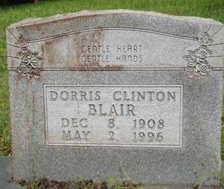 BLAIR, DORRIS CLINTON - Baxter County, Arkansas | DORRIS CLINTON BLAIR - Arkansas Gravestone Photos