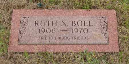 BOEL, RUTH N - Baxter County, Arkansas | RUTH N BOEL - Arkansas Gravestone Photos