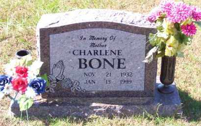 MORRIS BONE, CHARLENE - Baxter County, Arkansas | CHARLENE MORRIS BONE - Arkansas Gravestone Photos